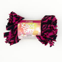 Premier Knot Easy Yarn (1001-05) Zebra Hot Pink