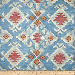Swavelle/Mill Creek Yurta Tapestry Fiji Blue