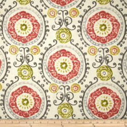 Swavelle/Mill CreekTamariz Passion Fruit Fabric