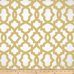 Premier Prints Sheffield Saffron Yellow Fabric