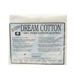Quilter's Dream Natural Cotton White Request Batting (46