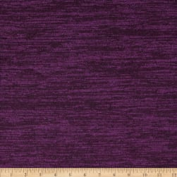 Telio Topaz Hatchi Knit Purple Fabric