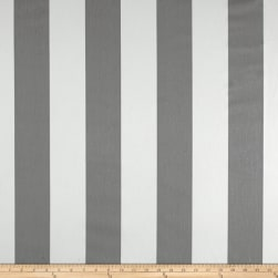Premier Prints Vertical Stripe Twill Storm Fabric