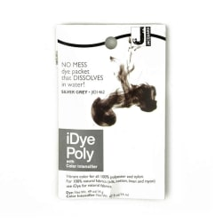 Jacquard iDye Poly Synthetic Dye Silver Grey