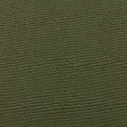Kaufman Outback Canvas Olive Fabric