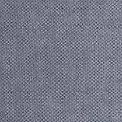 Kaufman Oxford Yarn Dyed Solid Black Fabric