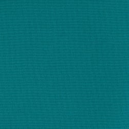 Kaufman Uniform Basics Tropical Poplin Turquoise Fabric
