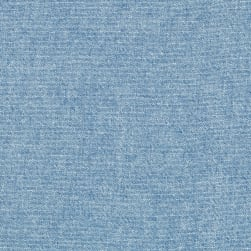 Kaufman Chambray 4.5 Oz Washed Light Indigo Fabric