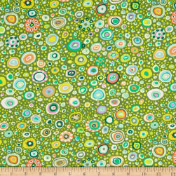 Kaffe Fasset Collective Roman Glass Leafy Fabric