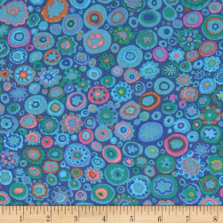 Kaffe Fasset Collective Paperweight Teal Fabric
