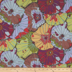 Kaffe Fasset Collective Lotus Leaf Antique Fabric