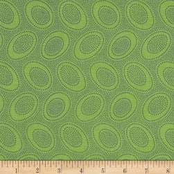 Kaffe Fasset Collective Aboriginal Dot Leaf Fabric