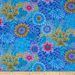 Kaffe Fassett Collective Dream Blue Fabric