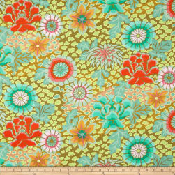 Kaffe Fassett Collective Dream Moss Fabric