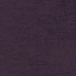 Eroica Milano Velvet Deep Purple Fabric