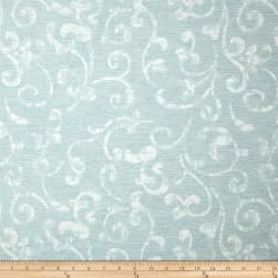 Eroica In Motion Damask Jacquard Mist Fabric