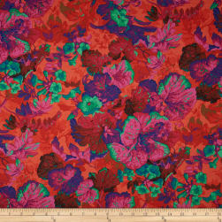 Kaffe Fassett Collective Grandiose Magenta Fabric