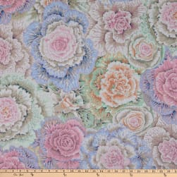 Kaffe Fassett Collective Brassica Gray Fabric
