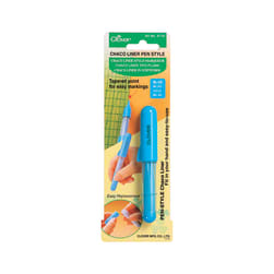 Clover Chaco Liner Pen Blue