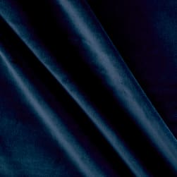 Acetex Cotton Velvet Navy