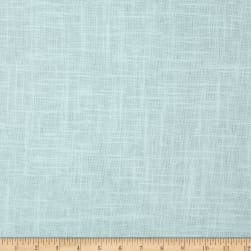 Acetex Linen Blend Sunrise Seafoam Fabric