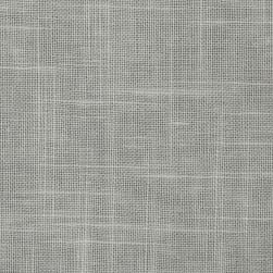 Acetex Linen Blend Sunrise Silver Fabric