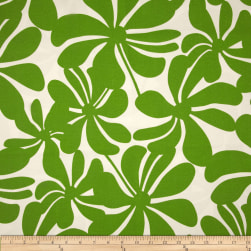 Premier Prints Indoor/Outdoor Twirly Greenage Fabric