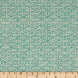 Cloud 9 Organic Biology Texture Turquoise