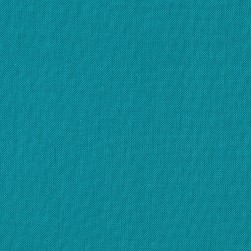 Cloud 9 Organic Cirrus Solid Broadcloth Turquoise Fabric
