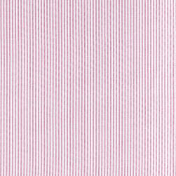 Comfy Flannel Stripe Pink Fabric