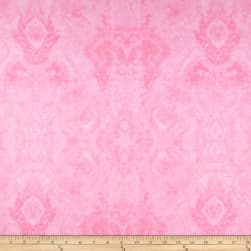Comfy Flannel Tone on Tone Light Pink Fabric