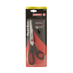 Red Dot Pinking Shears 8.5