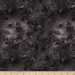 Essentials Cosmos Sky Charcoal Fabric