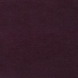 Alpine Bengaline Burgundy Fabric