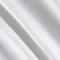 Microsuede White Fabric