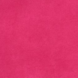 Microsuede Fuschia Fabric
