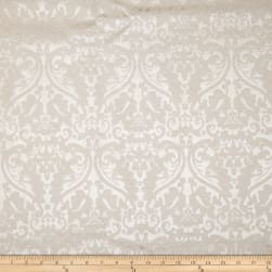 Faux Leather Damask Blush Fabric