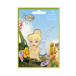 Disney Fairies Iron On Applique Tinker Bell