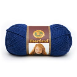 Lion Brand Yarn Heartland Lake Clark