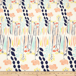 Art Gallery Meadow Summer Grove by Day Fabric