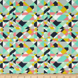 Art Gallery Carnaby St. Go-Go London Powdery Fabric