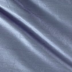 Dupioni Silk Fabric Periwinkle Blue