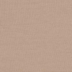 Fabric Merchants Ponte de Roma Solid Taupe Fabric