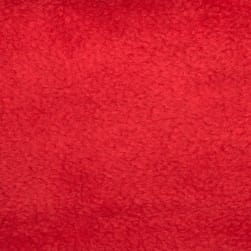 Yukon Fleece Red Fabric