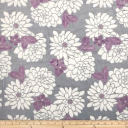 Shannon Minky Mar Bella Cuddle Ibiza Violeta Fabric