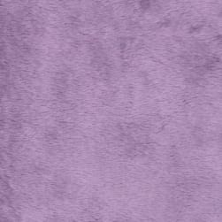 Shannon Minky Mar Bella Cuddle Solid Violeta Fabric