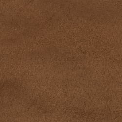 Shannon Minky Cuddle Suede Cappuccino Fabric