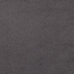 Shannon Cuddle Suede Charcoal Fabric