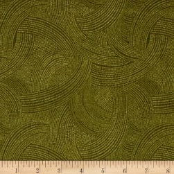 Fernwood Wave Dots Leaf