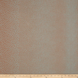 Kanvas Shades of Winter A Lot a Dots Taupe/Aqua